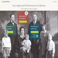 Ancestry.co.uk image