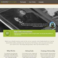 Pro Genealogists image