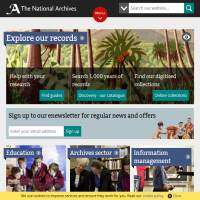The National Archives UK image